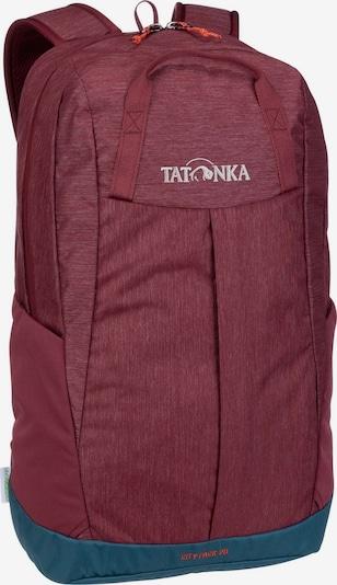 TATONKA Daypack 'City Pack 20' in rotmeliert, Produktansicht