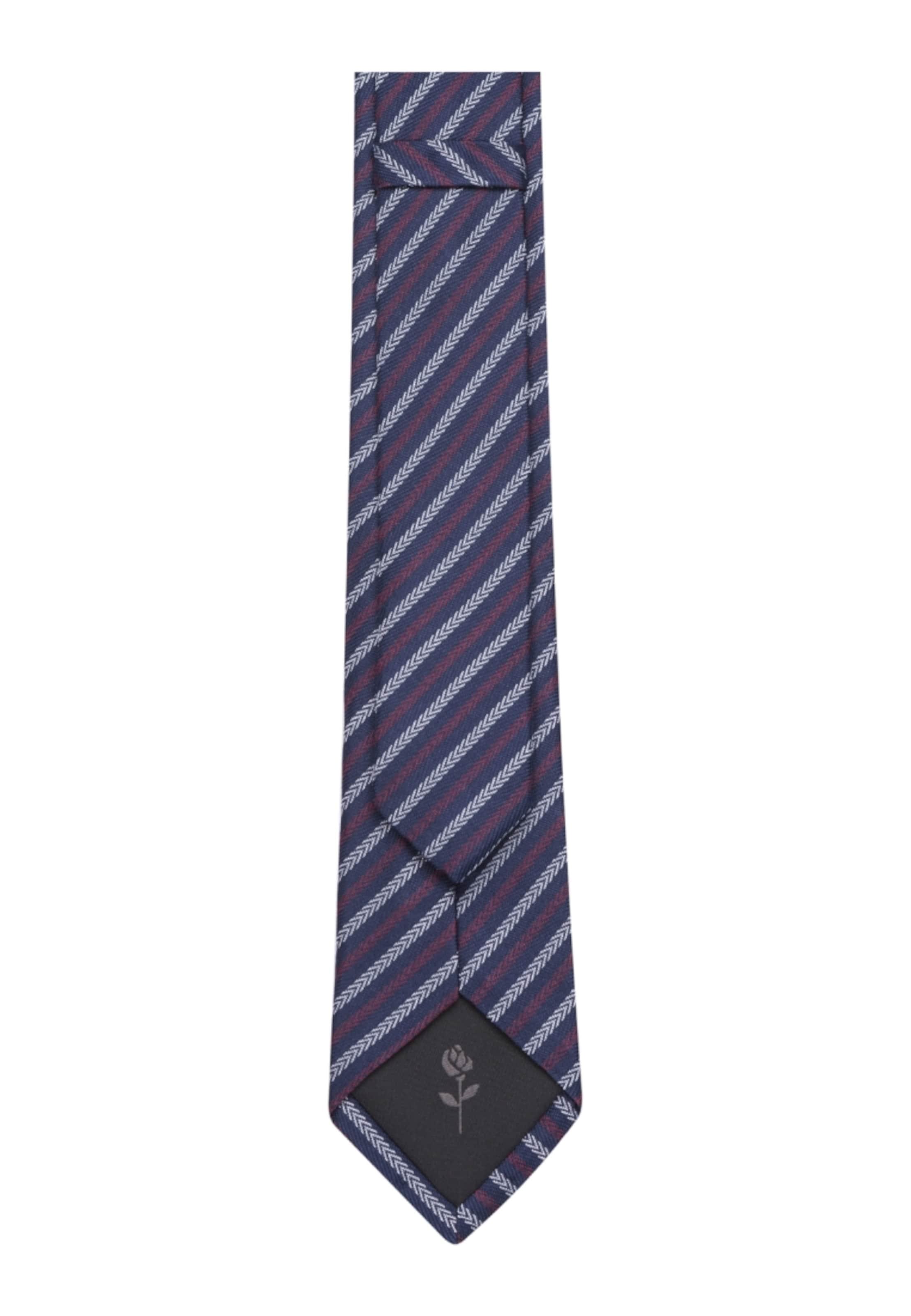 Auslass Niedrig Versandkosten SEIDENSTICKER Krawatte 'Schwarze Rose' Zum Verkauf 2018 epGIK