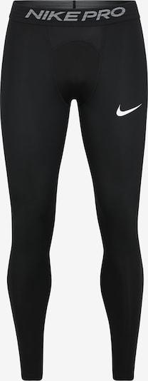 Pantaloni sport NIKE pe negru, Vizualizare produs