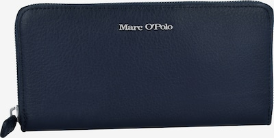 Marc O'Polo Geldbörse 'Emilie' in nachtblau / silber, Produktansicht
