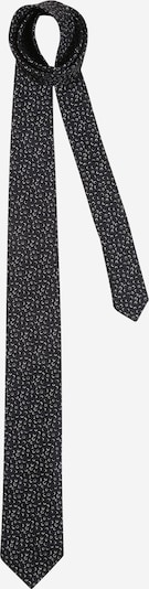 Tiger of Sweden Krawatte 'MARTON    ' in dunkelblau / schwarz / weiß, Produktansicht