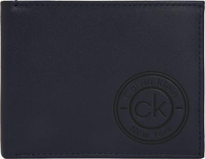Calvin Klein Portemonnaie 'CK AVAILED 5CC + ID' in navy, Produktansicht
