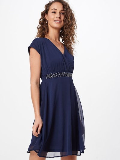 ABOUT YOU Kleid 'Ashley' in blau: Frontalansicht