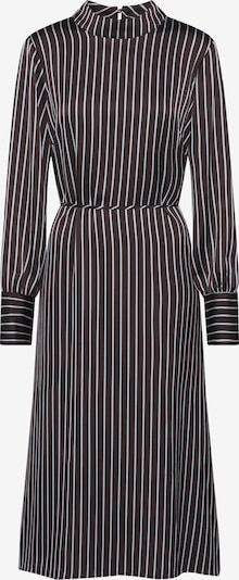 JUST FEMALE Kleid 'Rosie' in schwarz / weiß, Produktansicht