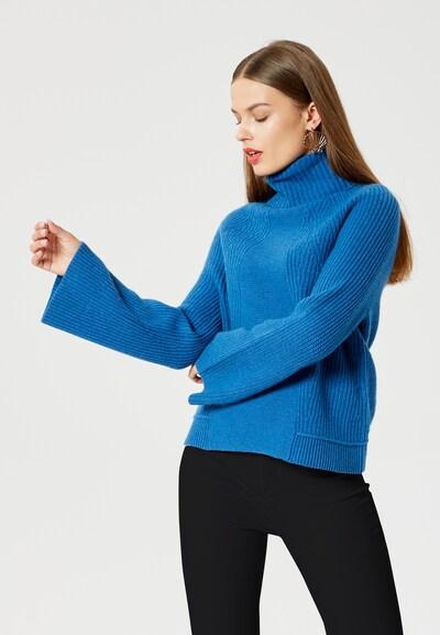 FELIPA Trui in de kleur Blauw, Modelweergave