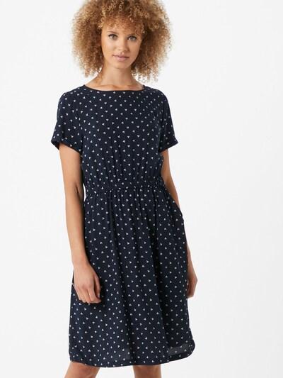 Hailys Šaty 'Denise' - námořnická modř / bílá, Model/ka