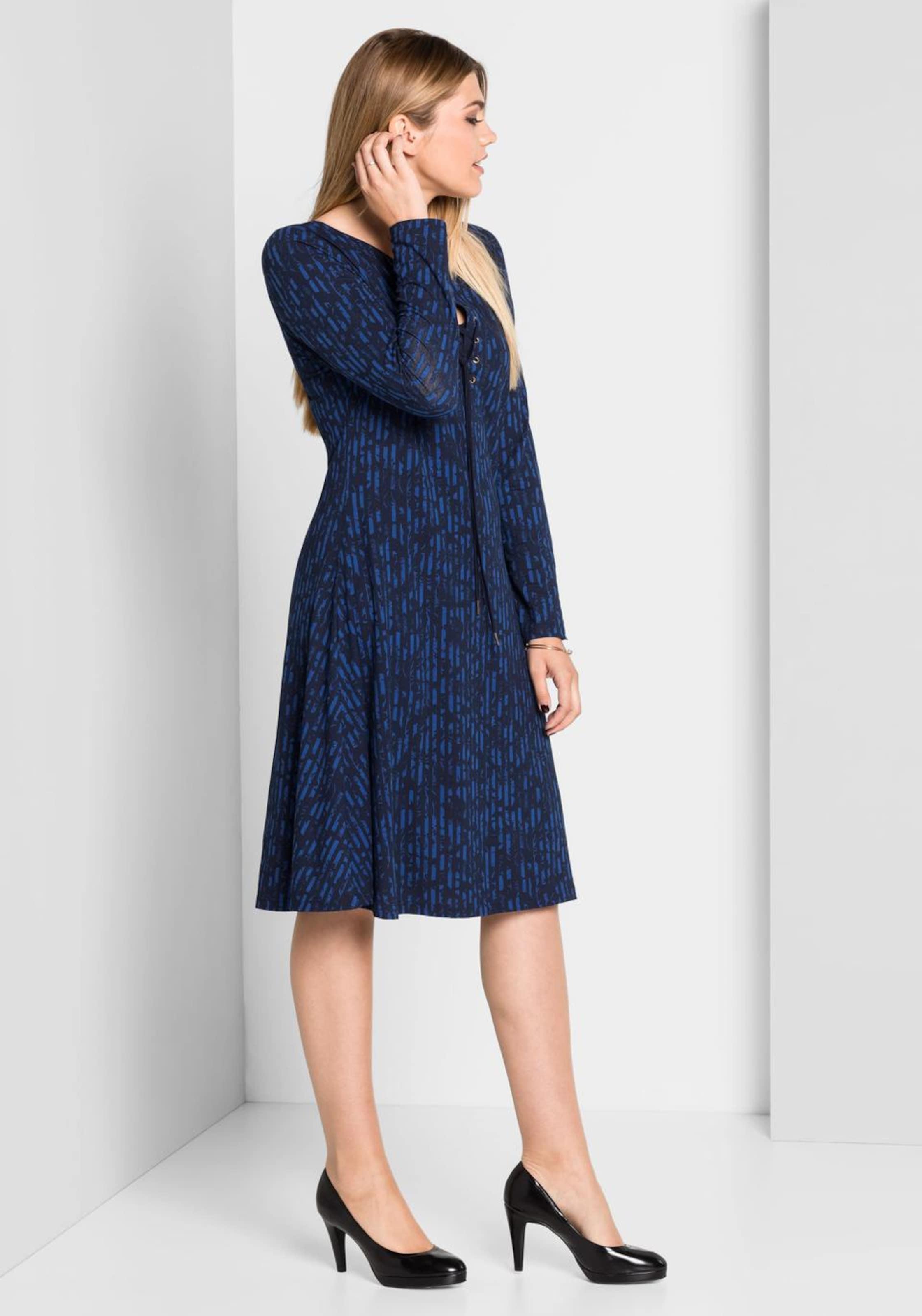 Günstig Kaufen Footlocker Billig Günstig Online sheego style Jerseykleid gqaTyi
