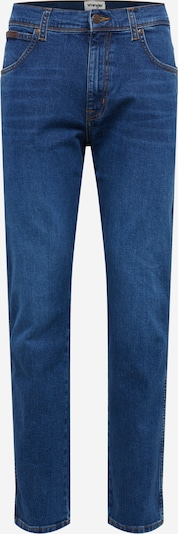 WRANGLER Jeans 'TEXAS SLIM' in blue denim, Produktansicht