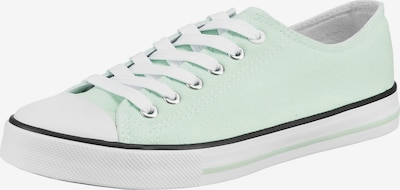 UNLIMITED Sneaker in mint, Produktansicht