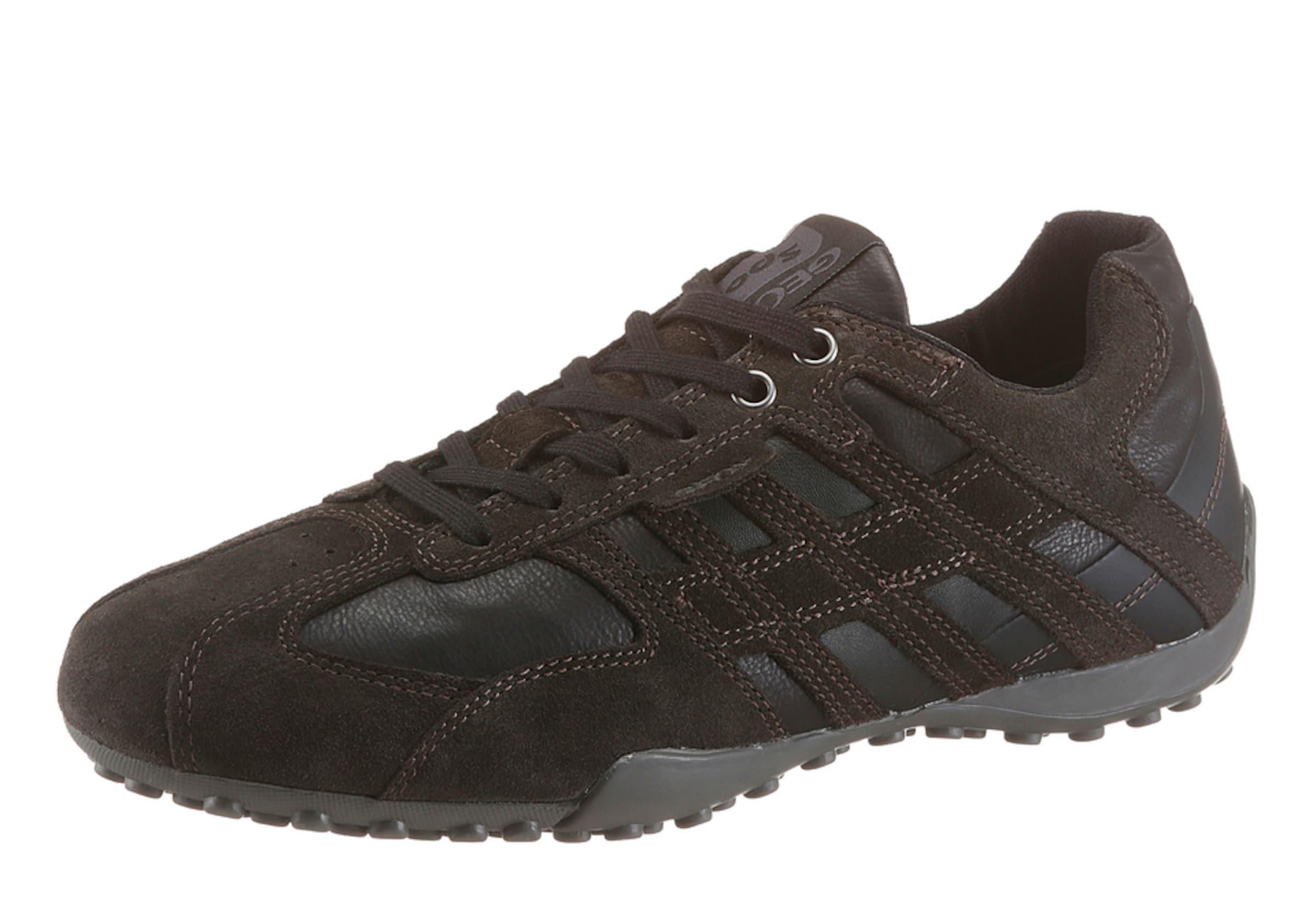 GEOX Schnürer Verschleißfeste billige Schuhe Hohe Qualität