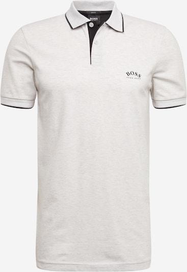 Marškinėliai 'Paul Curved' iš BOSS ATHLEISURE , spalva - šviesiai pilka, Prekių apžvalga