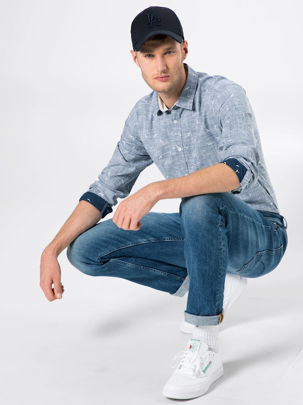 Jeans 'OCS 5 Pkt SLIM Pants denim'