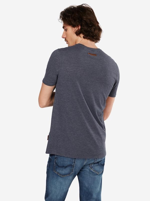 'italienischer En gris Bleu shirt Naketano T Hengst' hsQrtdC