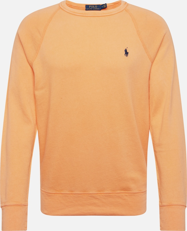 POLO RALPH LAUREN Sweatshirt in orange, Produktansicht