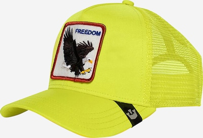 GOORIN Bros. Cap 'Freedom' in gelb, Produktansicht