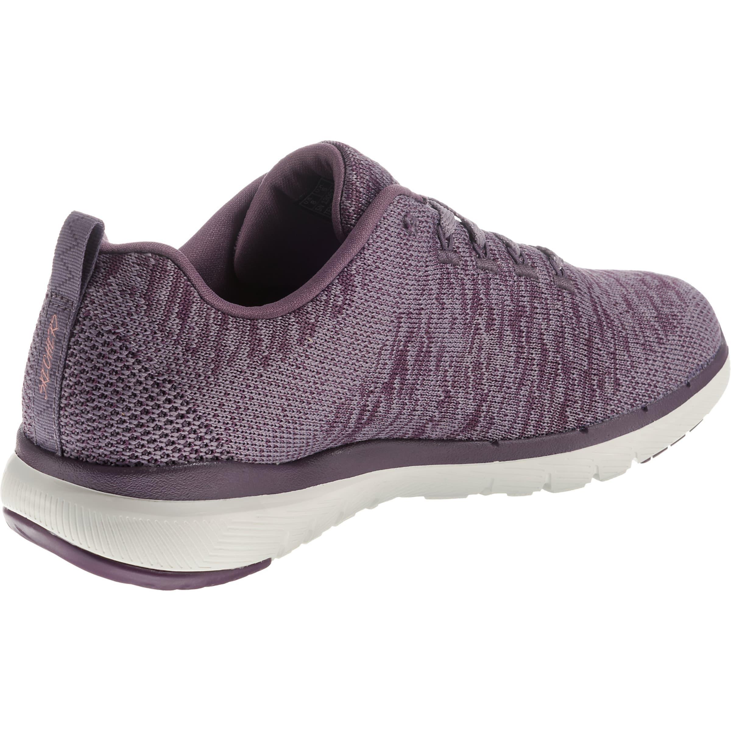 LilaWeiß 'flex 0' In Skechers Sneaker Appeal 3 LGzMVUpqS