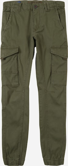 Jack & Jones Junior Broek 'Paul' in de kleur Kaki, Productweergave