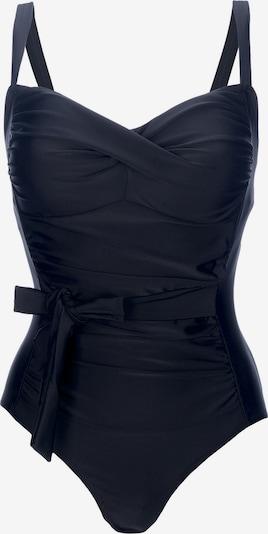 petit amour Badeanzug 'Ada' in schwarz, Produktansicht