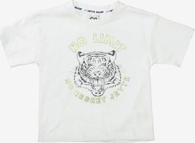 JETTE BY STACCATO T-Shirt in gelb / schwarz / weiß, Produktansicht