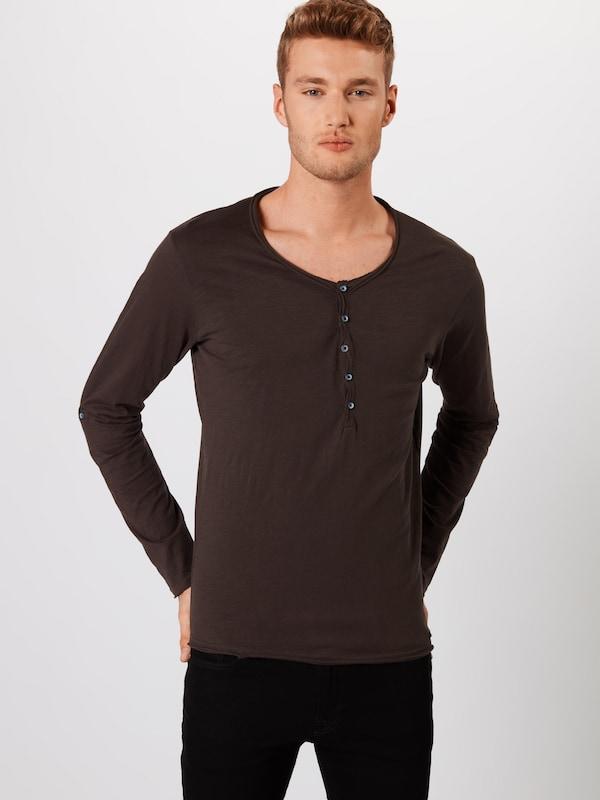 In Antraciet Shirt Key Largo 'mls00038' TJcuFKl13