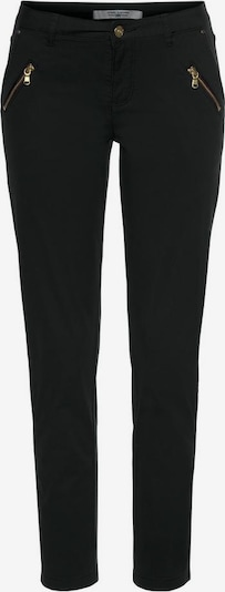 Tom Tailor Polo Team Chinohose in schwarz, Produktansicht