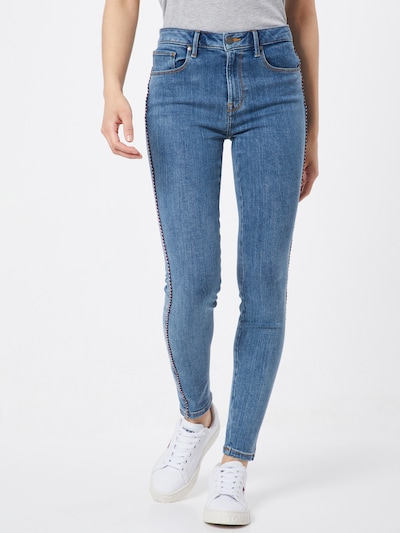 TOMMY HILFIGER Jeans 'EDEN' in blue denim, Modelansicht