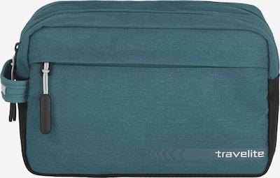 TRAVELITE Toilettas 'Kick Off' in de kleur Pastelblauw, Productweergave
