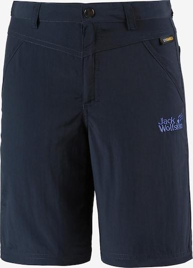 JACK WOLFSKIN Hose 'SUN' in navy, Produktansicht