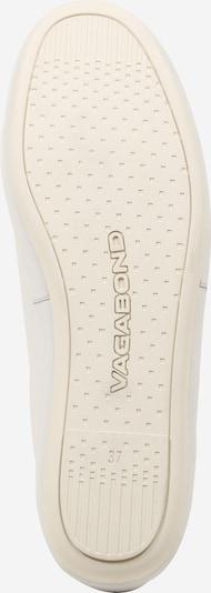 VAGABOND SHOEMAKERS Sneaker 'Rose' in weiß: Ansicht von unten