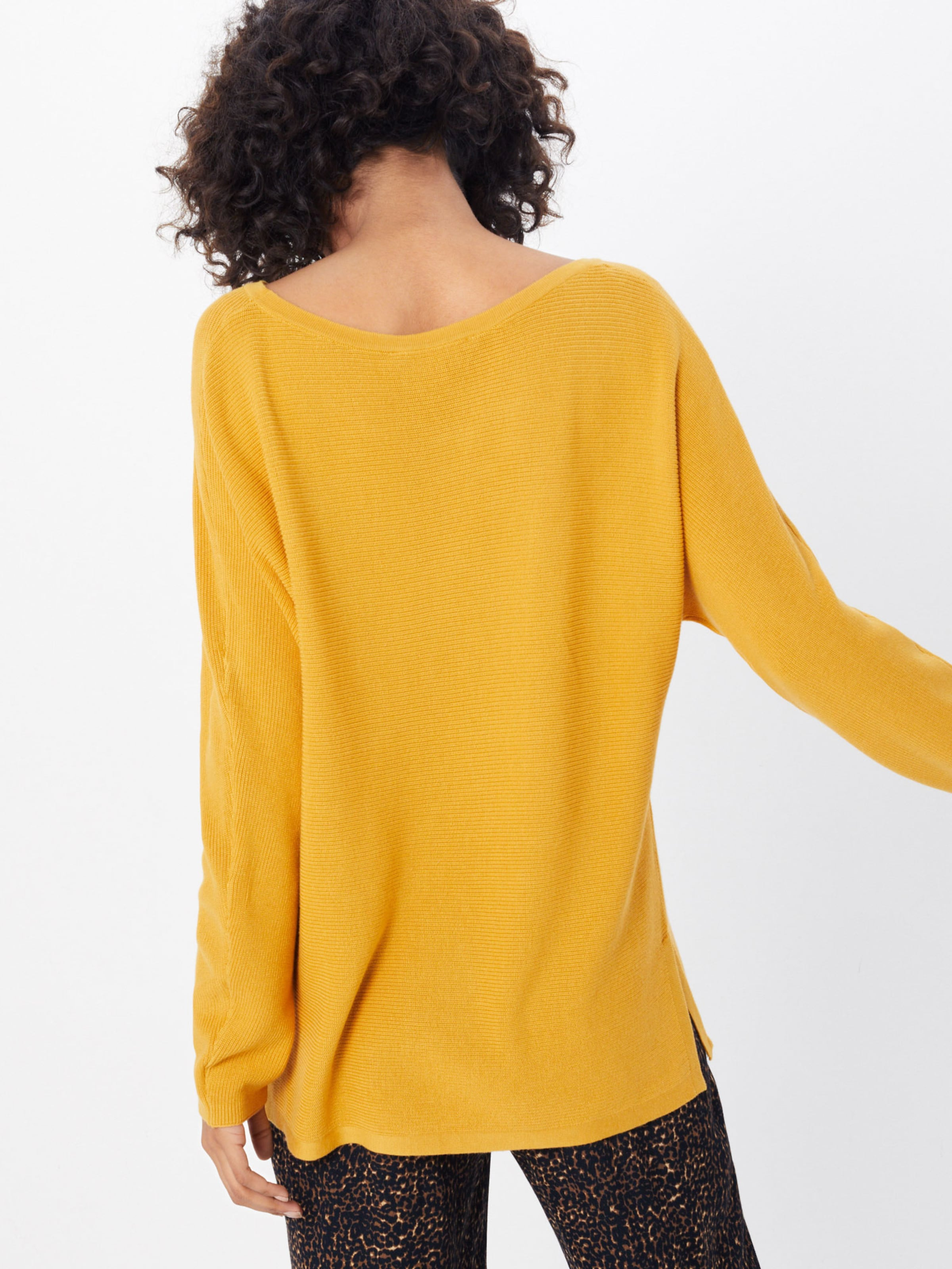 Sweaters' Sweater Pullover Esprit In 'ocs Gelb wPO0kn