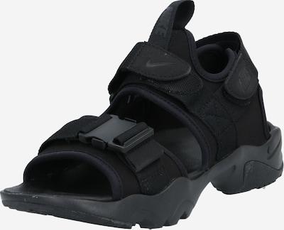 NIKE Sandales de randonnée 'Canyon' en noir, Vue avec produit