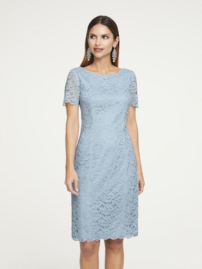 heine Kleid in rauchblau, Modelansicht