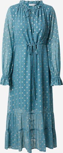 Fabienne Chapot Robe 'Isa' en turquoise / argent, Vue avec produit
