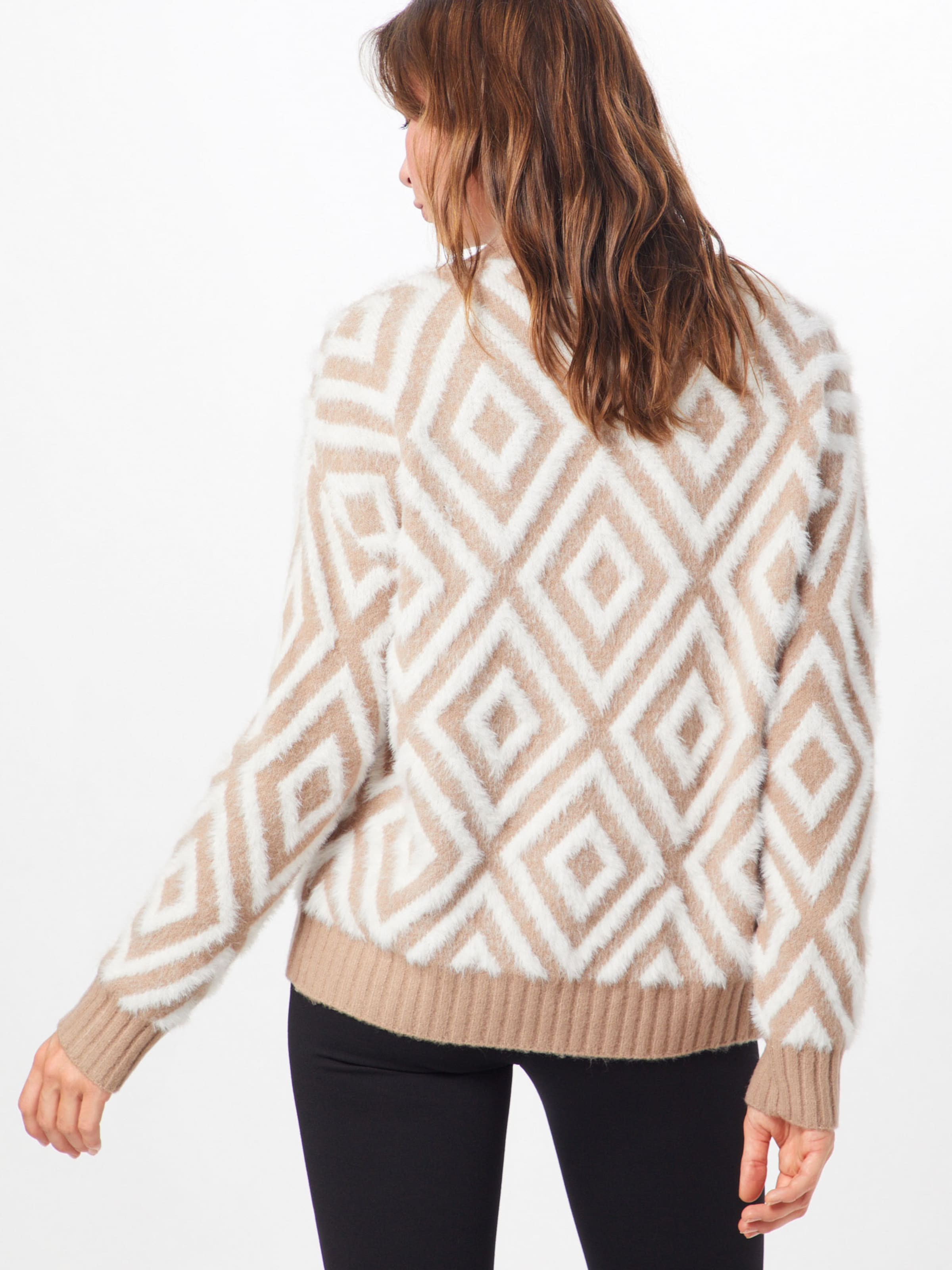 Union MarronBlanc Fashion 'dirk' Pull En over xBCedo