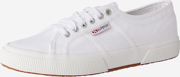 SUPERGA Sneaker low i hvit