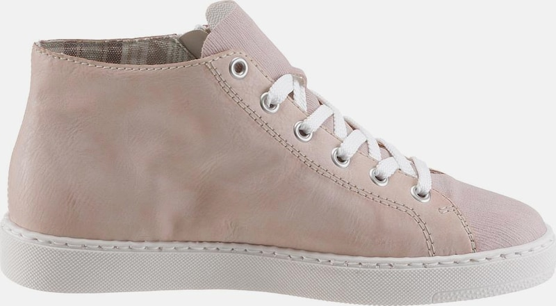 Rieker Sneaker With Lace