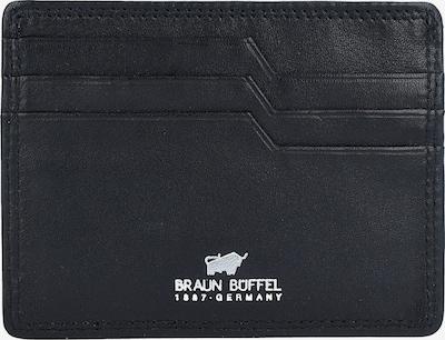 Braun Büffel Etui 'Golf' in de kleur Zwart, Productweergave