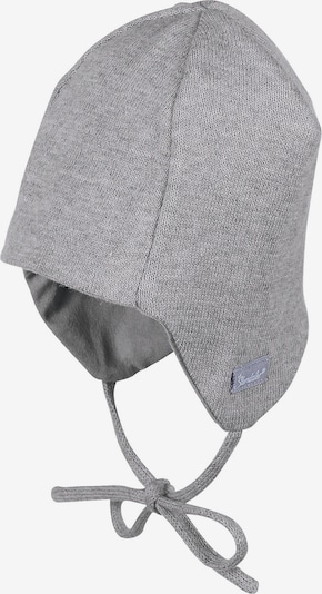 STERNTALER Erstlingsmütze in grau, Produktansicht
