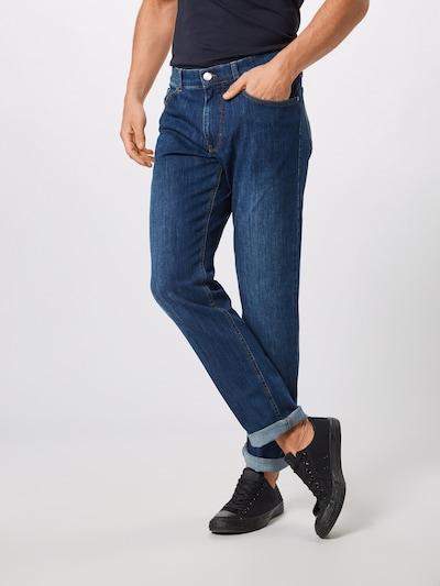BRAX Jeans in blue denim: Frontalansicht