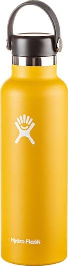 Hydro Flask Flasche in gelb, Produktansicht