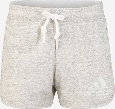 Pantaloni sport ADIDAS PERFORMANCE pe gri deschis / gri amestecat, Vizualizare produs