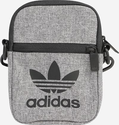 ADIDAS ORIGINALS Umhängetasche 'Mel Fest' in grau / schwarz, Produktansicht
