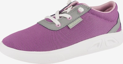 COLUMBIA Sneakers 'Spinner' in grau / lila, Produktansicht