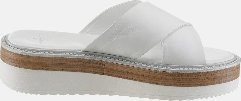 Haltbare Mode billige Schuhe DANIEL HECHTER | Pantolette 'Sophia' Schuhe Gut Gut Schuhe getragene Schuhe 38c56c