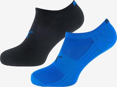 PUMA Sneakersocken in blau / nachtblau, Produktansicht