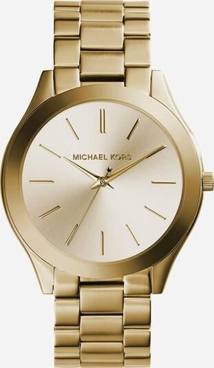Michael Kors Quarzuhr 'SLIM RUNWAY, MK3179' in gold, Produktansicht