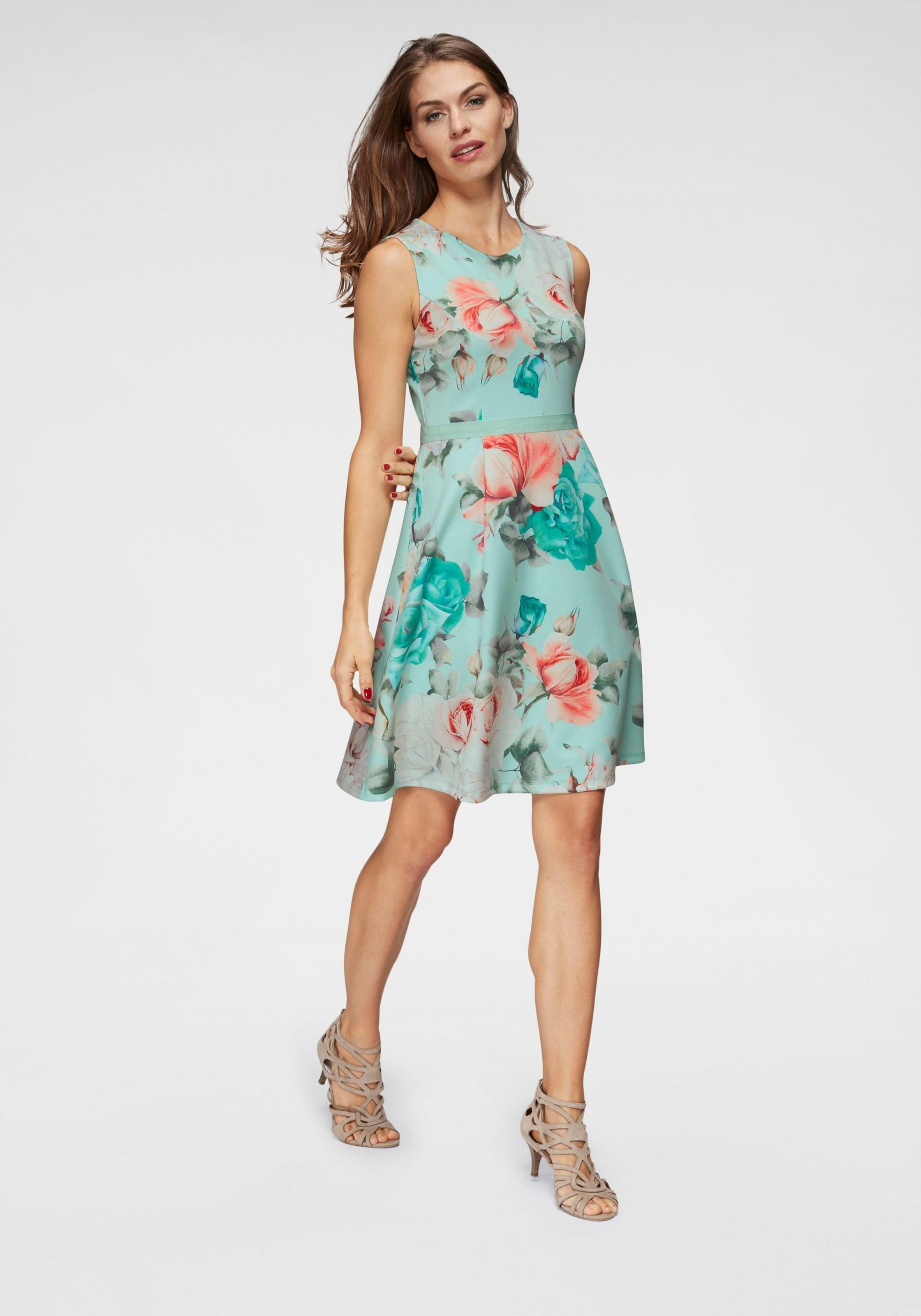 Kleid Vivance MintMischfarben Vivance MintMischfarben Kleid In Kleid In In MintMischfarben Vivance nv8yN0mwOP