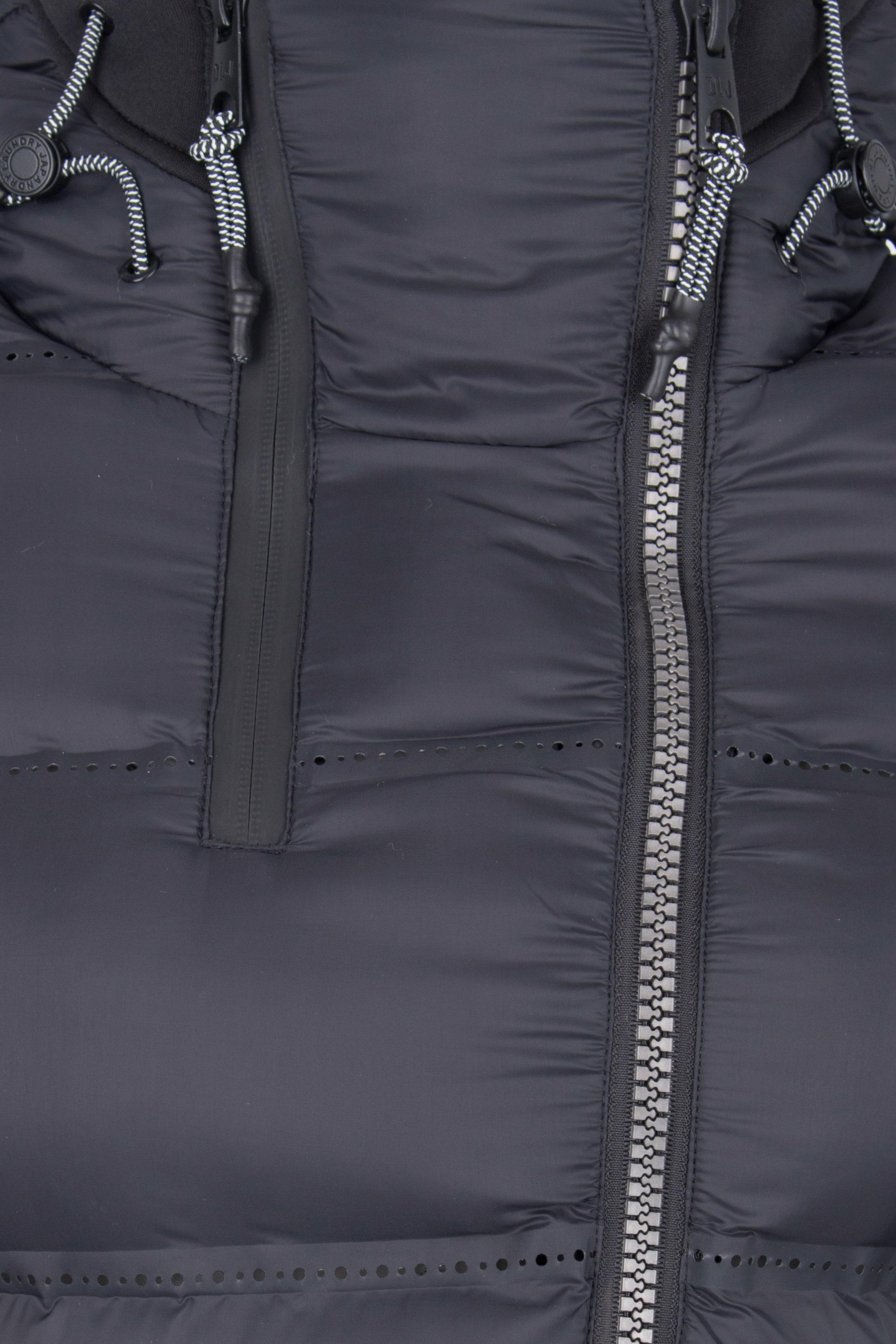 Noir Parka D'hiver Laundry En Dry fbgy7mIY6v