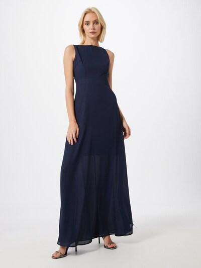 Boohoo Kleid 'Occasion' in dunkelblau, Modelansicht