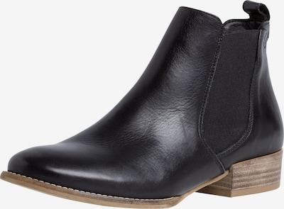 TAMARIS Chelsea škornji | črna barva, Prikaz izdelka